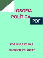 Filosofia Política (Introdução)
