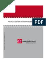 Planes de Gobierno 2011-2016