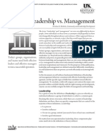 LeadersVsManagersWorksheet Article