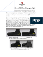 Recognizing Counterfeit EOTech Sights 4-09