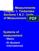 Unit 1 Measurements - with precisionSid