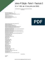 Farmacopéia Brasileira ParteII Fascículo 3