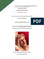 Piccarreta Luisa - LAS HORAS DE LA PASION de nuestro Señor Jesucristo