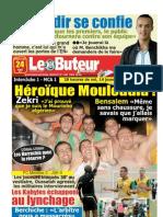 LE BUTEUR PDF du 24/04/2011