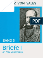 Briefe I - Franz von Sales