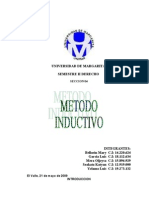 TRABAJO DE INDUCCION