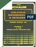 Calc. Diferencial E Integral-Teoria Y 1175 Prob. Resueltos