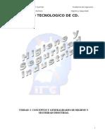 Unidad i Conceptos y General Ida Des de Higiene y Seguridad