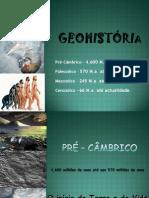 Geo-História da Terra