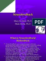 Drs Sabo and Datta Neurofeedback Presentation 2011