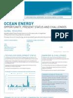 Poster - IEA Ocean Energy Systems