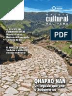 Gaceta Cultural del Perú N°38 Instituto Nacional de Cultura