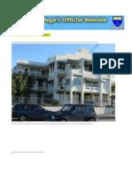 FATIMACOLLEGESTUDENTHANDBOOK2010-2011