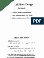 1.7.3 Iir Filter Design