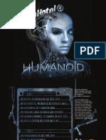 Digital Booklet - Humanoid