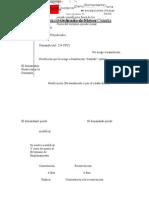 esquema procedimiento ordinario