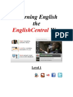 English Central Low Level Course Book
