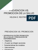 Prevencion de La Salud