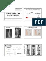 Diapositivas Escoliosis