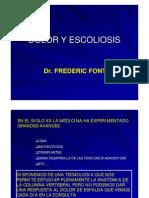 Dolor y Escoliosis