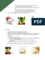 Nota Sains Nutrition