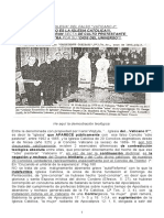 La del Vaticano II No Es La Iglesia Católica