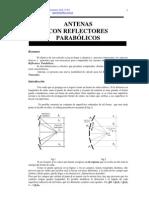 Antenas Con Reflect Ores Parabolicos