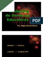 Marketing y Mercadeo de Servicios Educativos