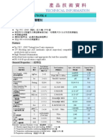 Datasheet - Laminado Kingboard FR4