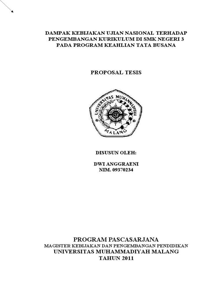 kumpulan thesis ipb