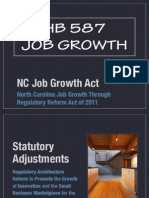 NCjobgrowth HB 587 Committee Presentation ALPHA