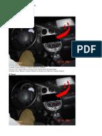 Desmontando o Painel Do Ford Ka