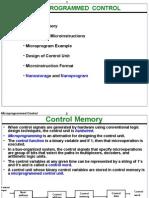 Micro Program Control Unit