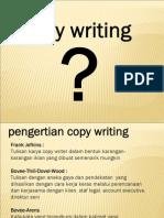 Copy Writing 1