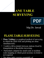 Lec-8 Plane Table Surveying