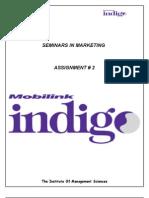 IMC of Indigo