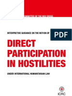 Direct Participation Guidance 2009 ICRC