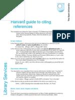 Harvard Citation Hlp