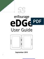 EnTourage eDGe User Guide 201009