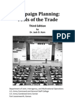 Campaign Planning 3rd Ed