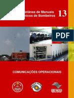 MTB-13 - COMUNICAÇÕES OPERACIONAIS