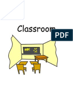 Place and Things in Classroom