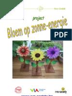 Project Bloem Op Zonne-Energie