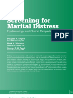 Screening for Marital Distress