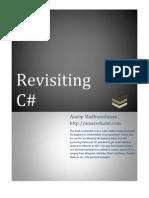Revisting C# V1.0