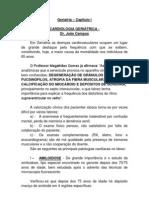 Geriatria - Capítulo I - Cardiologia Geriátrica - Dr. João Campos