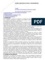 516_CONTABILIDADE - CONCILIAÇÕES E ANÁLISES DE CONTAS - PROCEDIMENTOS