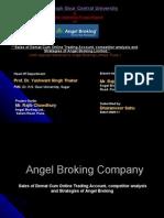 Angel Presentation PPT
