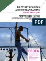 Fedec Directory Web En