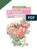 Blyton Enid AWC3 Les Ailes Neuves Du Fauteuil Magique